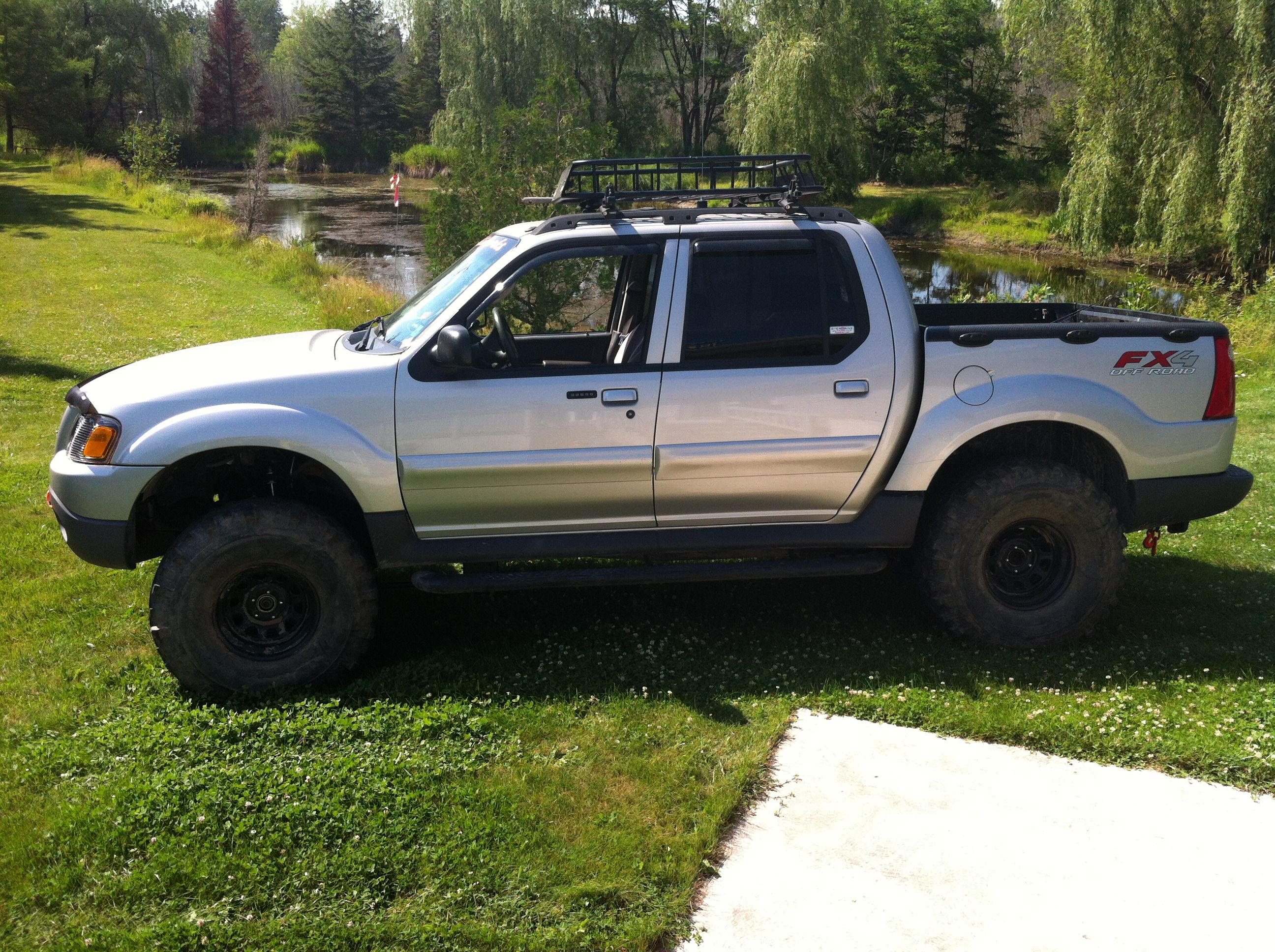 Lift Kit For 2005 Ford Sport Trac 4x4