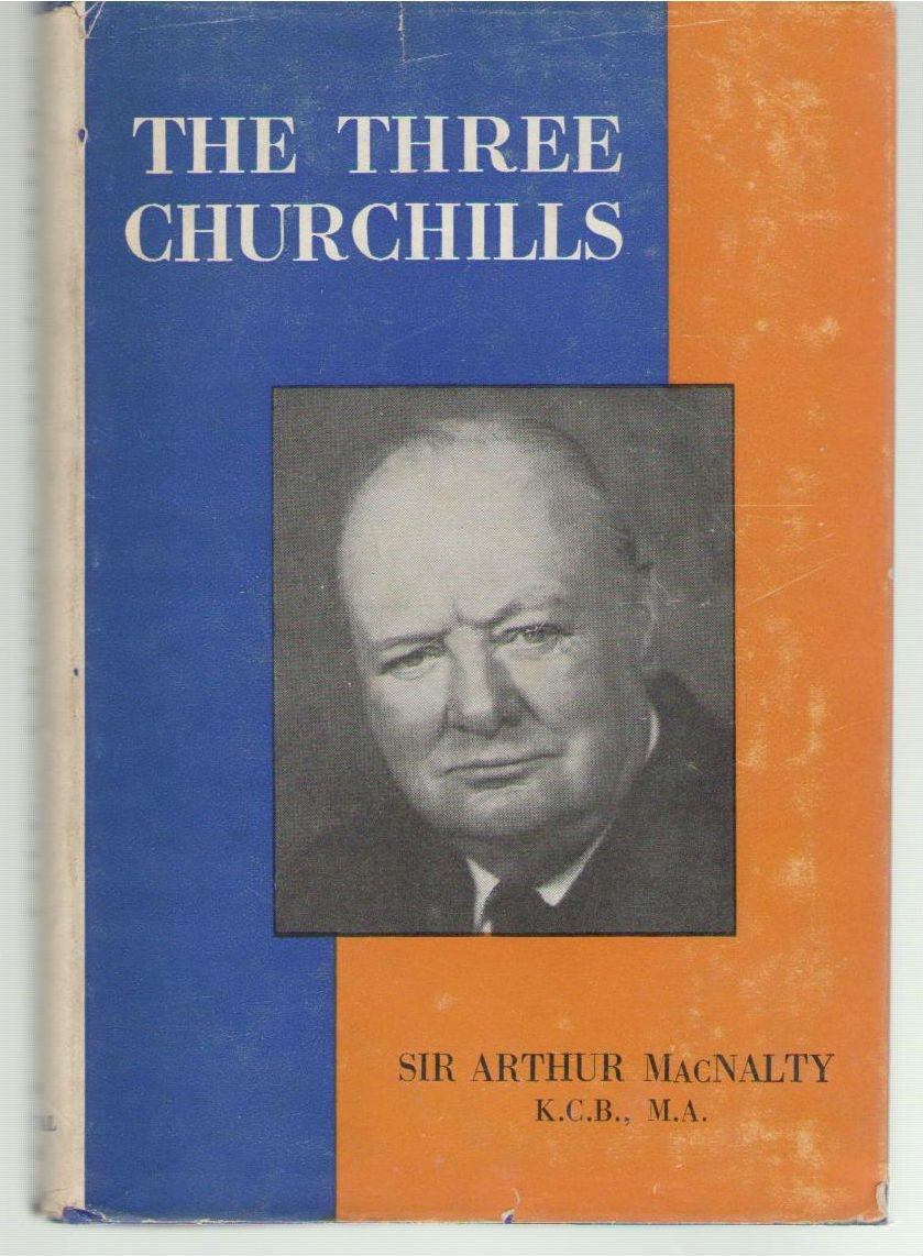 The Three Churchills, MacNalty, Arthur Salusbury