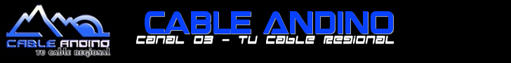 Cable Andino