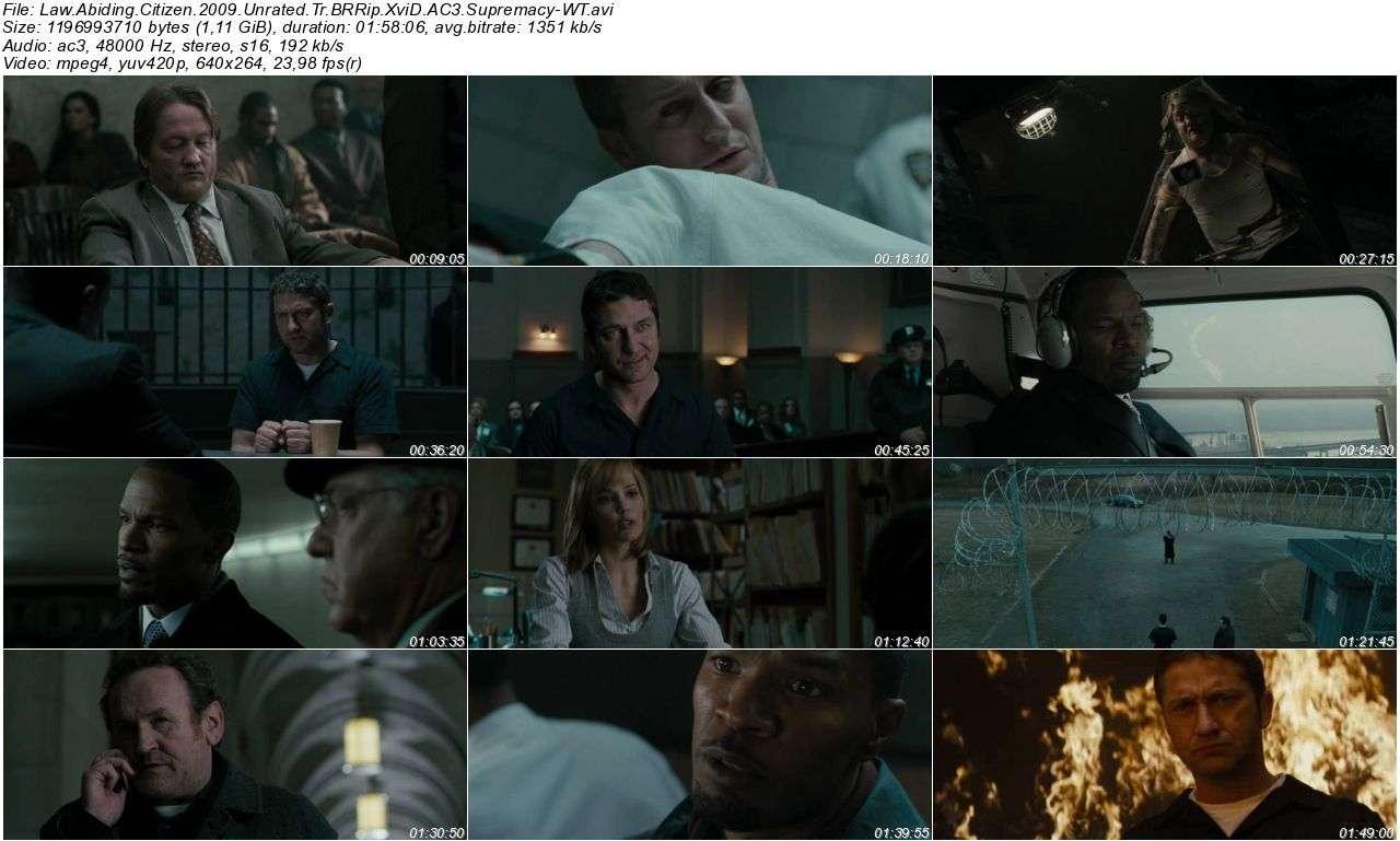 Adalet Peşinde - 2009 BRRip XviD AC3 - Türkçe Dublaj Tek Link indir