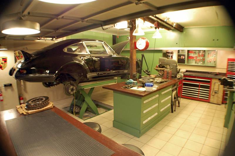 Our Own Jack Olsens Garage On Jalopnik And Popular Mechanics