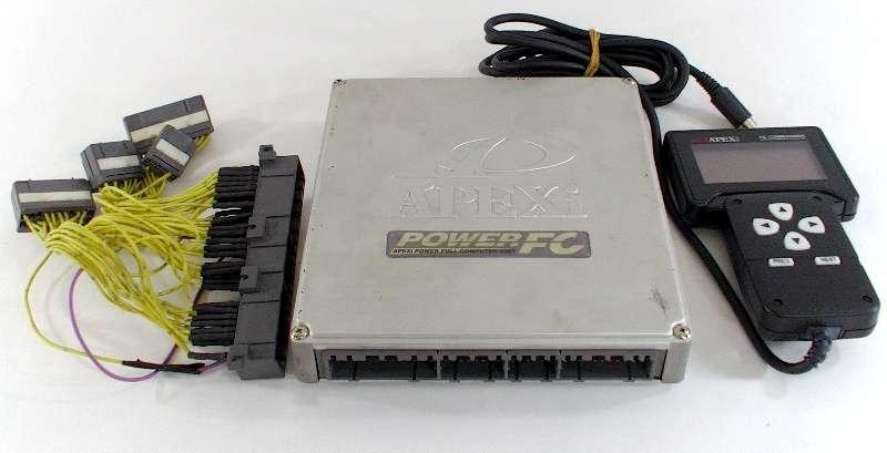 Apexi Power FC ECU 89-91 Mazda Rx7 RX-7 FC3S FC3C 13BT Turbo II