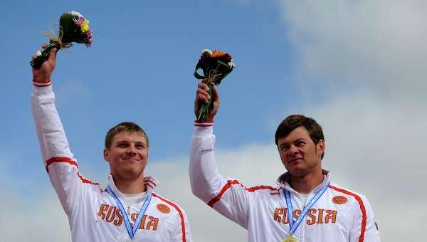 Алексей Коровашков и Иван Штыль