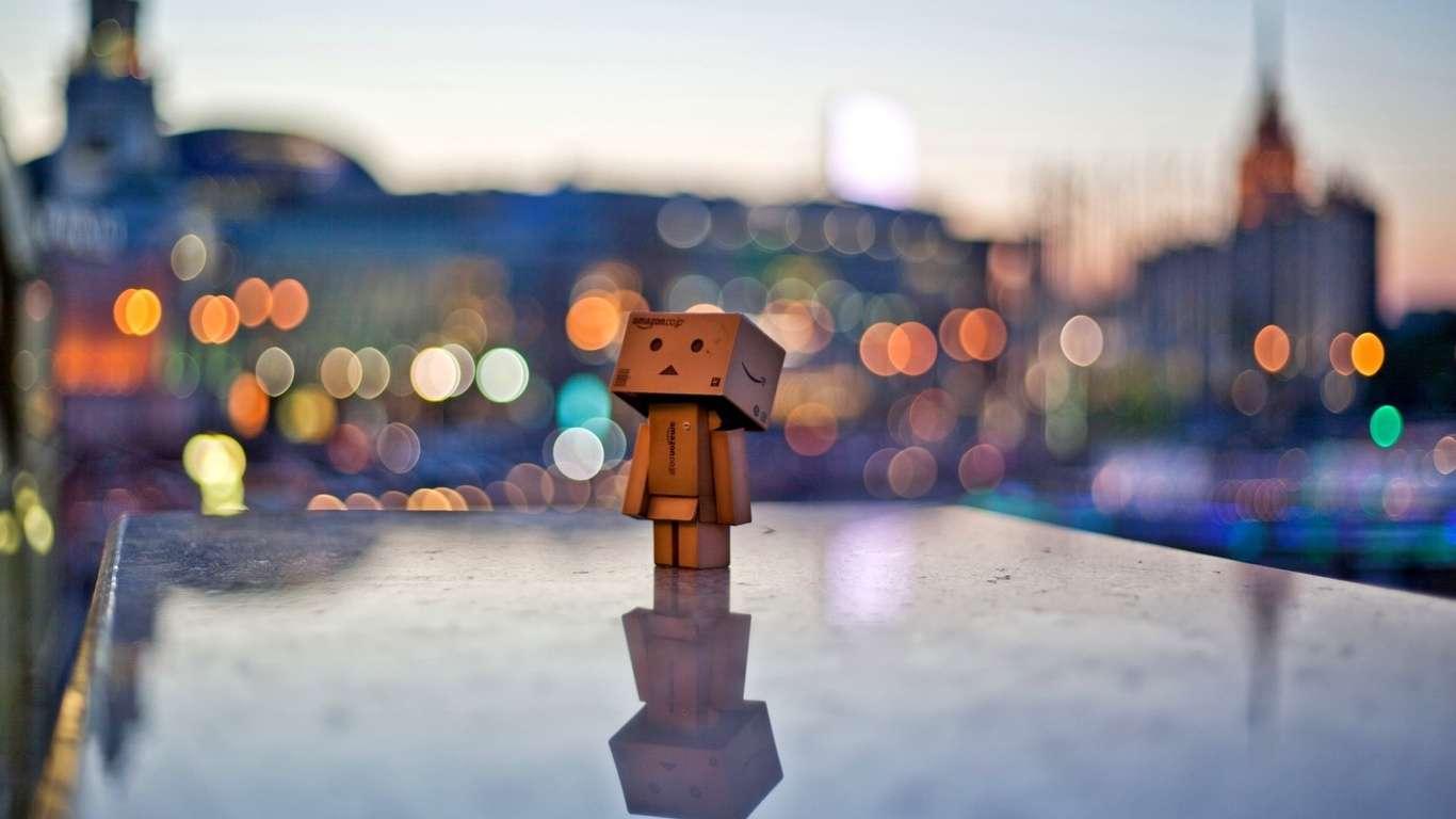 Ver Tema Danboard Tiernos Robots Hechos Con Cajas De Amazon Picture