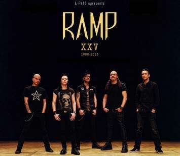 RAMP Best Of SomDireto CD 2013